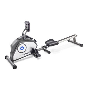 The Rowing Machine Marcy NS-40503RW brings a high intensity full body workout to the comfort of your best home gym