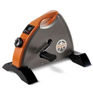 The Cardio Mini-Cycle NS-909 by Marcy provides you with a compact convenient cardio Workout