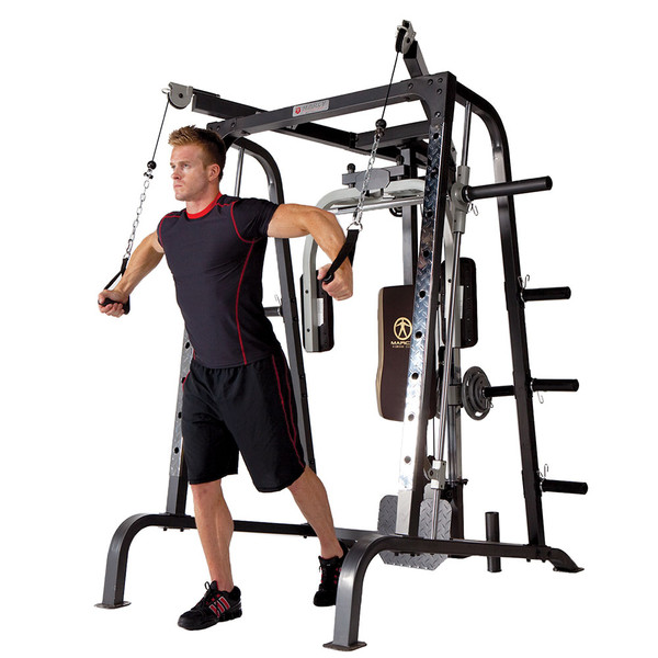 The Best Quality Brand Smith Machine Home Gym Md 9010g