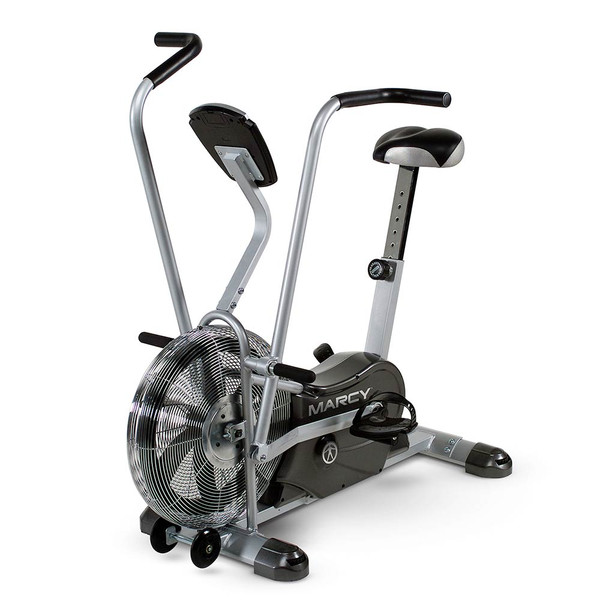 The Marcy AIR-1 Deluxe Fan Bike