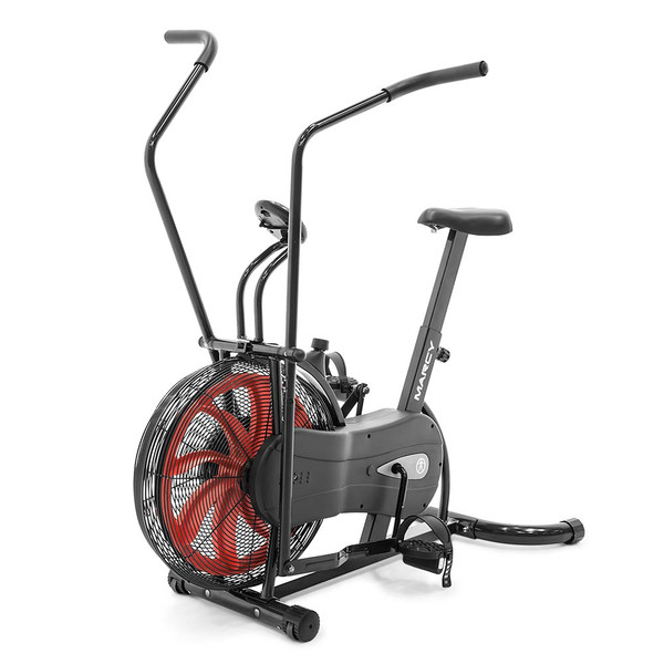 The Marcy Fan Bike NS-1000  is a convenient low-impact method of getting an intense cardio workout