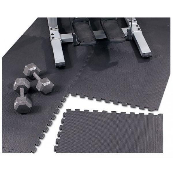 High Impact Flooring Marcy Mat 20 Quality Light Weight