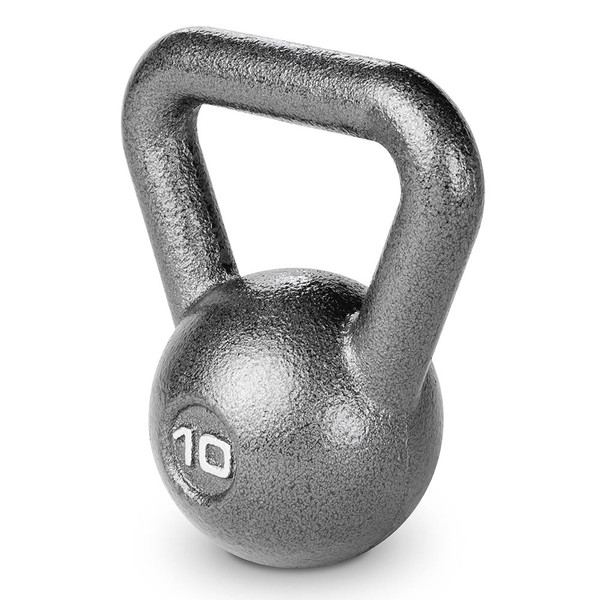 10 lbs. Hammertone Kettle Bell to optimize your HIIT workout!