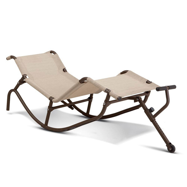 The Easy Outdoor Caribbean Lounge Chair GD-700 is durable