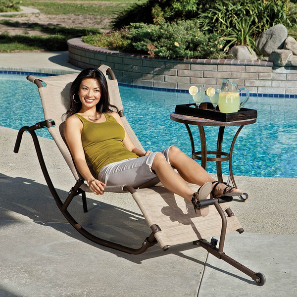 Easy Outdoor Caribbean Lounge Chair   GD-700