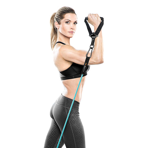 The Single Grip Handles BBSH-001 by Bionic Body in use by Kim Lyons