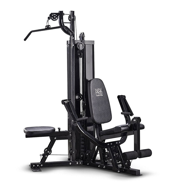 The Marcy Pro Two Station Home Gym PM-4510 is essential for creating the best home gym