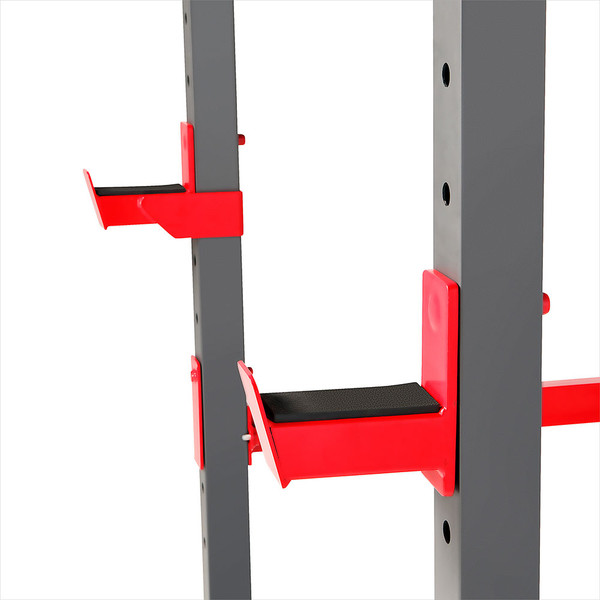 Marcy Pro Smith Cage Home Gym Training System | SM-4903 - Adjustable bar catches