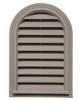 Round Top Gable Vent