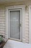 Wicker Door Surround, Flat Panel with Keystone
