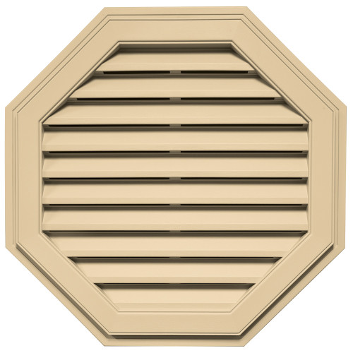 Octagon Gable Vent