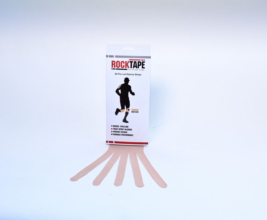 Precut Edema Strips - Beige