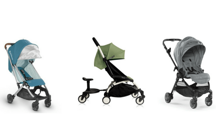 Trendy Compact Strollers: the BabyZen Yoyo, UPPAbaby Minu, and the Baby Jogger City Tour Lux. Which one is right for you?