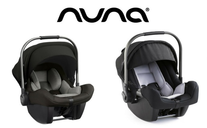 Nuna Pipa Lite Vs Infant Car Seat