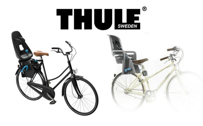 Biking with Your Baby: Thule Yepp Nexxt Maxi, Nexxt Mini, or Ridealong?