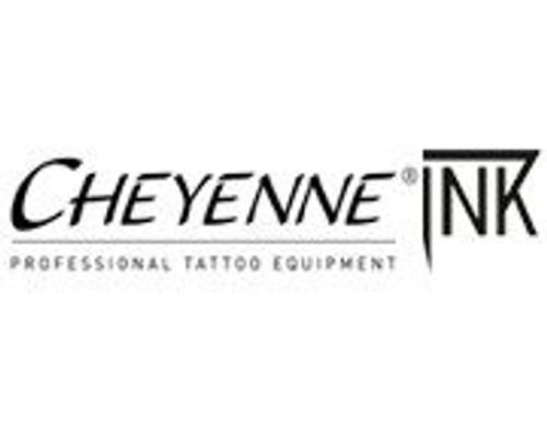 Cheyenne Ink - Orange & Red