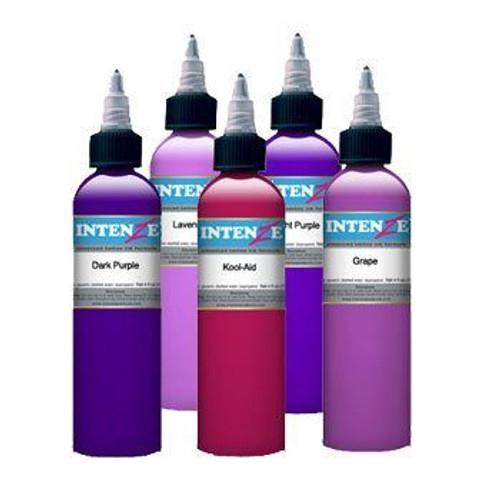 Intenze Ink - Purple Tattoo Inks