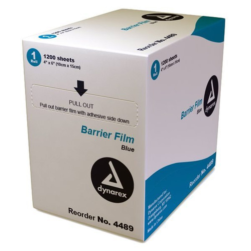 Dynarex Barrier Film