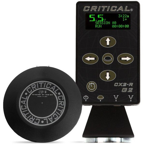 CX2R with Wireless Foot Switch