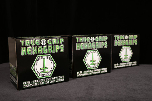 True Grip HexaGrips - 25 Pieces