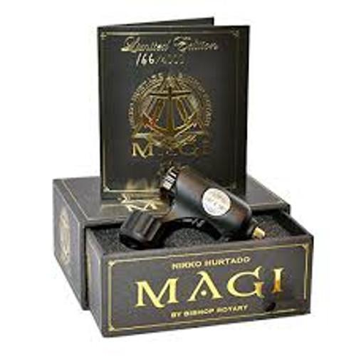 MAGI Black Edition- Nikko Hurtado x Bishop Rotary Machine