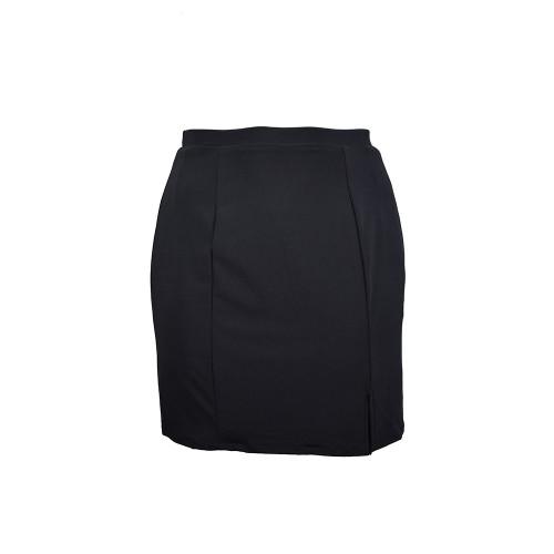 BePear Midi Pencil Skirt - Black
