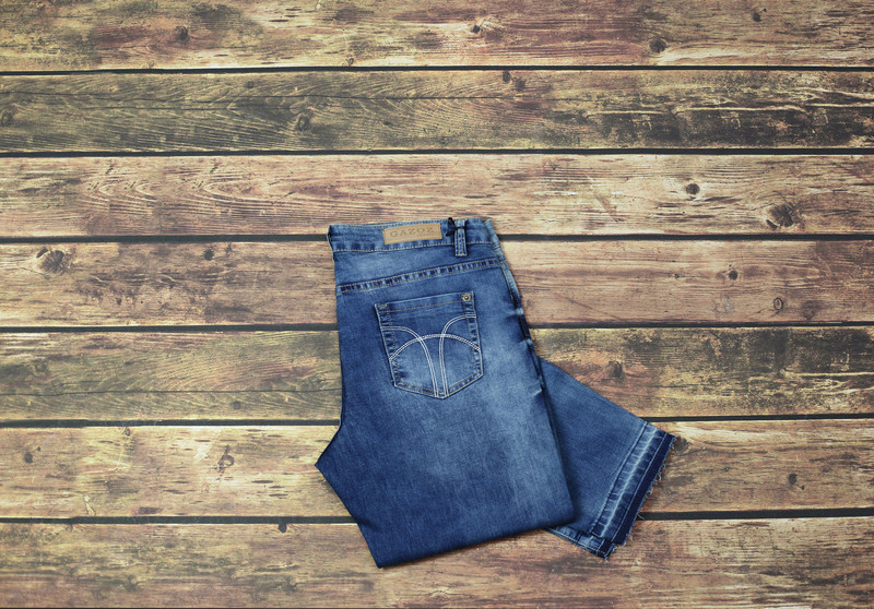BePear Approved Gazoz Stone Washed Jeans