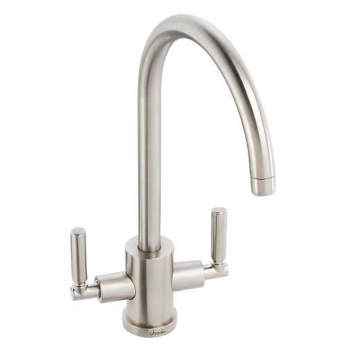 Abode Atlas Three Way Tap (Brushed Nickel) - Love Your Water Ltd