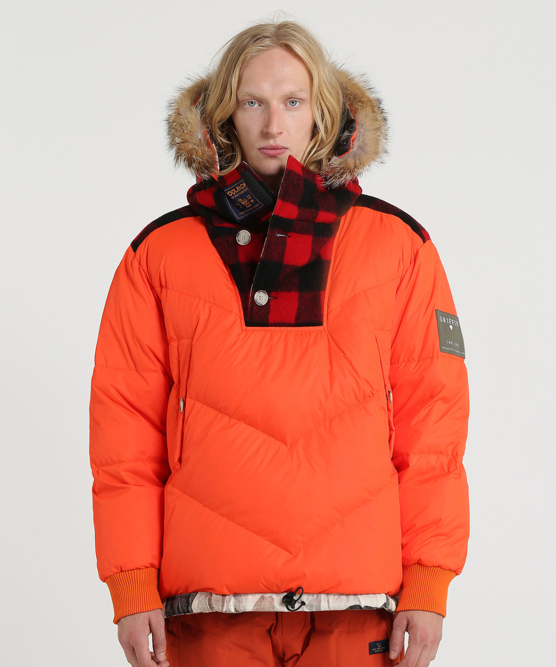 Atlantic Smock - Woolrich x Griffin