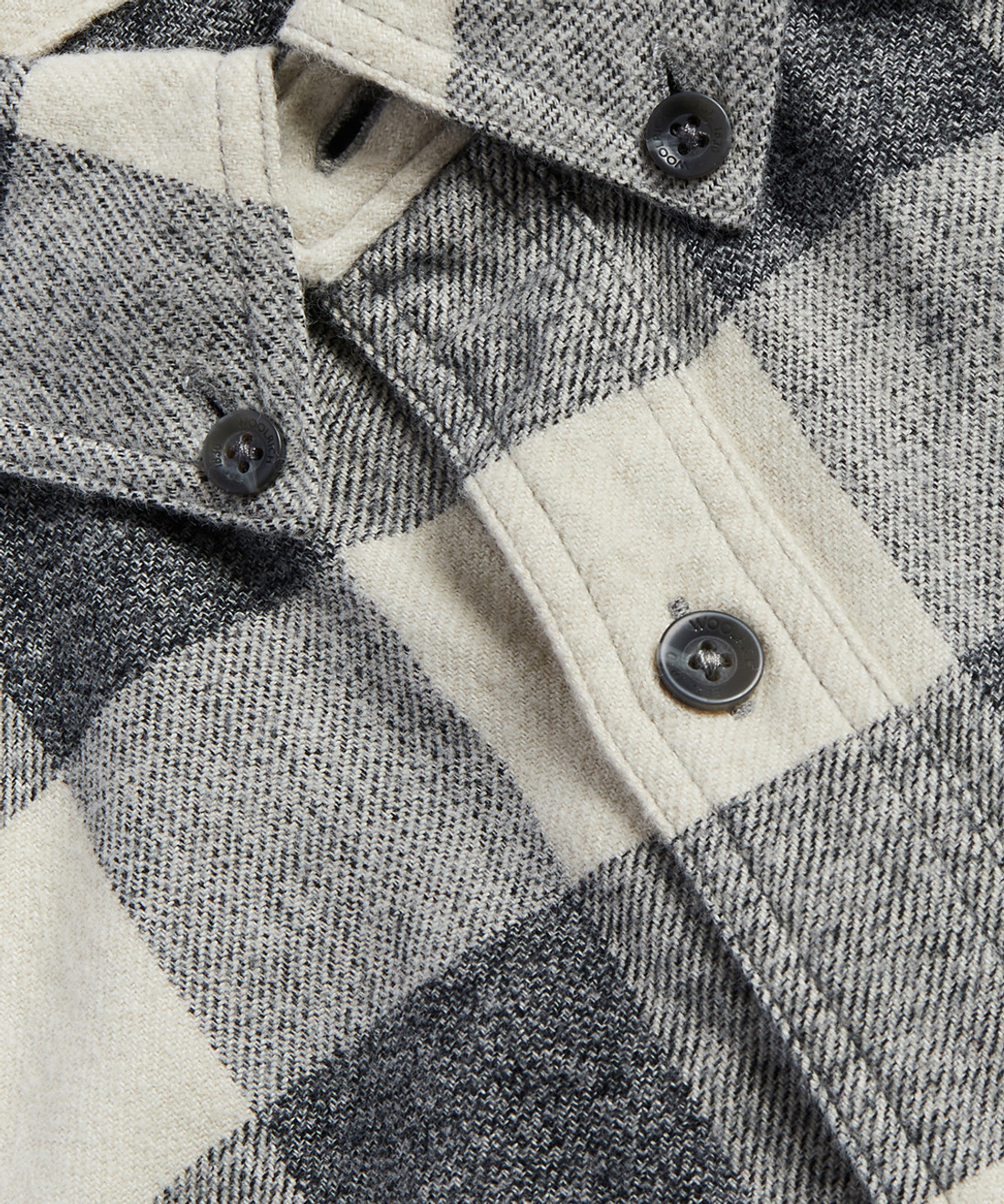 Men's Twisted Rich II Flannel Shirt - 100% Organic Cotton