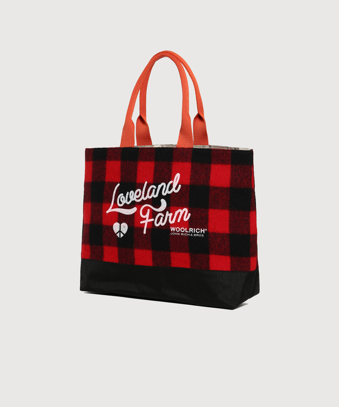 Check Bag - Woolrich x Griffin