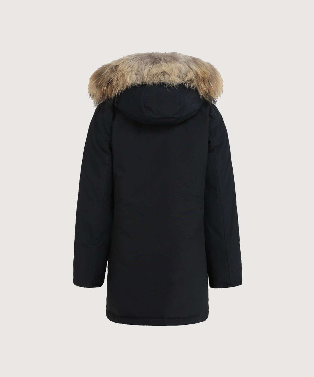 Girl's Down Parka Detachable Fur (DF) - John Rich & Bros.
