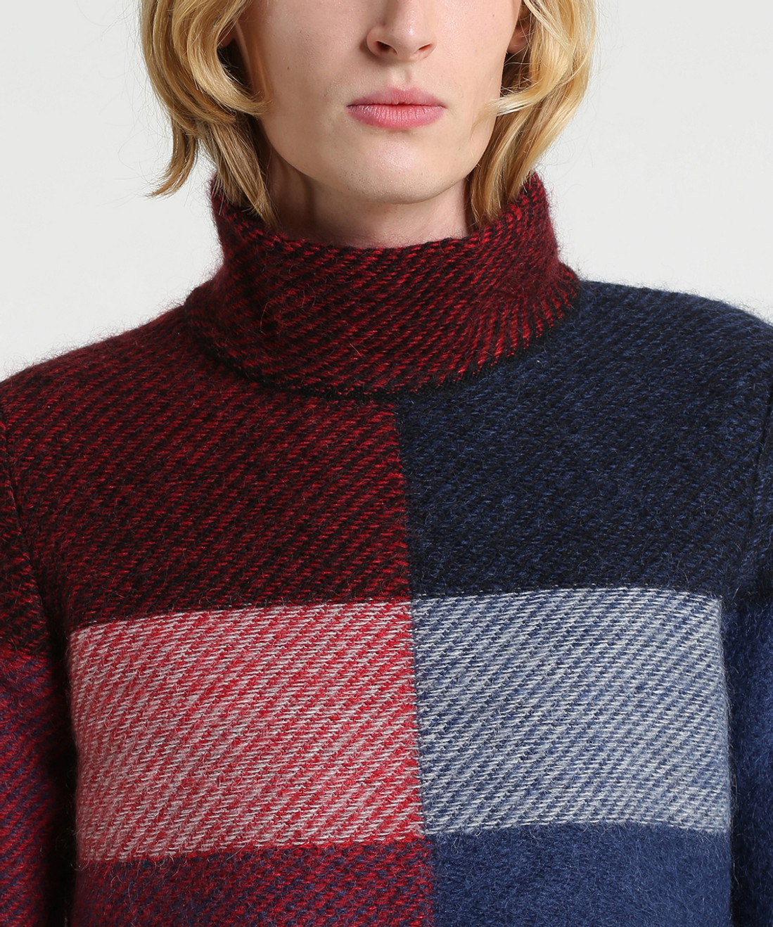 Men's Turtle Neck Sweater - Iconic Pack