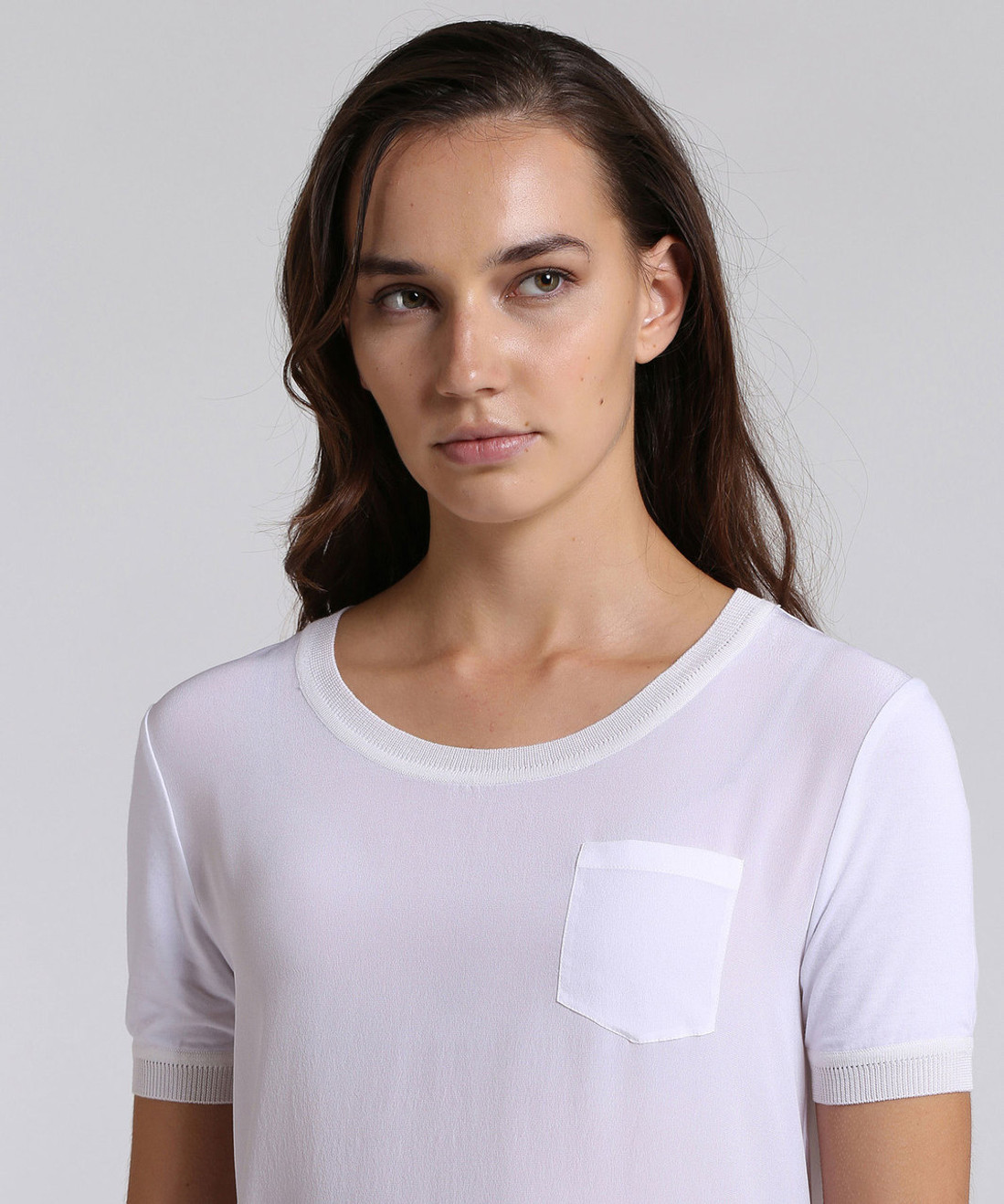 Women's Soft Silk Tee - John Rich & Bros.