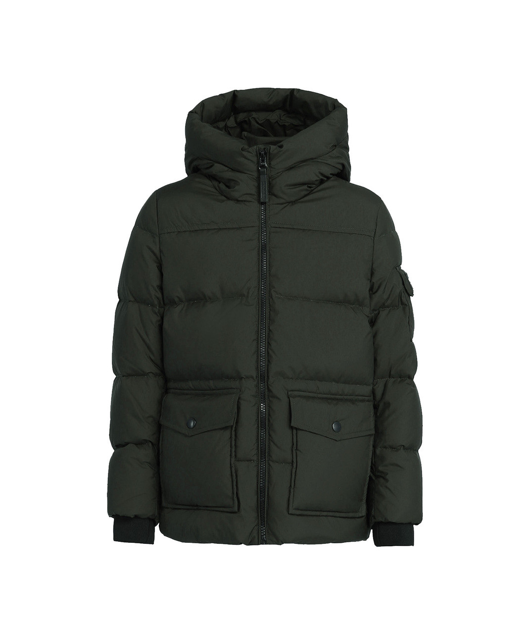 Boy's Sierra Supreme Down Jacket - John Rich ...