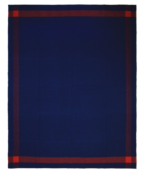 "Cavalry Civil War Wool Blanket (66""x80"")"