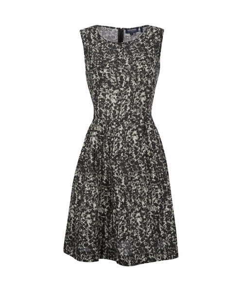 Women's Printed Linen Dress - John Rich & Bros.