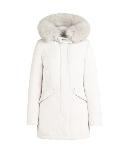 Women's Luxury Arctic Down Parka Fox - John Rich &