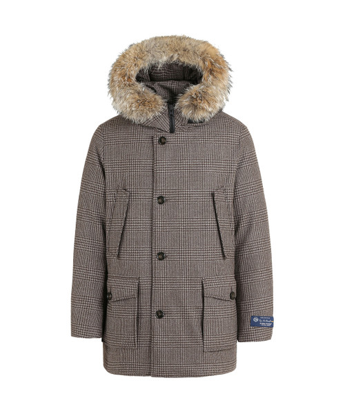 Men's Loro Piana Arctic Down Parka High Collar (HC) -