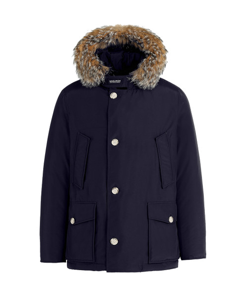 Men's Arctic Down Anorak Detachable Fur - John Rich & Bros.