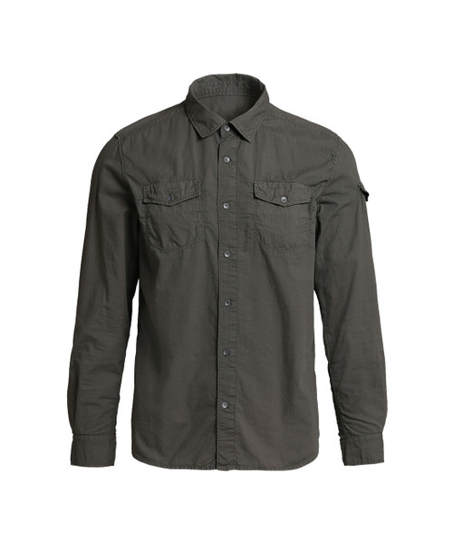 Men's Light Ripstop Shirt - John Rich & Bros.