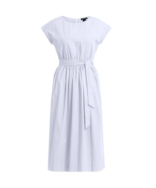 Women's Poplin Belted Dress - John Rich & Bros.