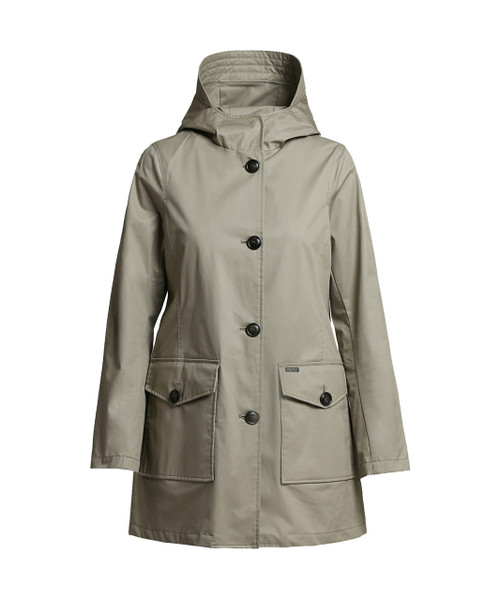 Women's Summer Parka High Collar - John Rich & Bros.