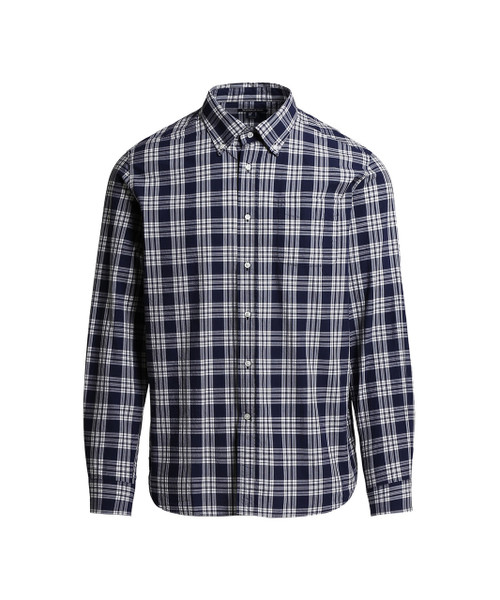 Men's Cotton Check Shirt - John Rich & Bros.