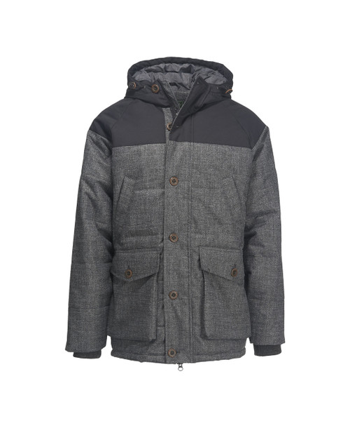 Men's Bitter Chill Wool Loft Jacket