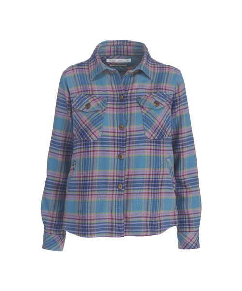 Women's Oxbow Bend Flannel Shirt Jac
