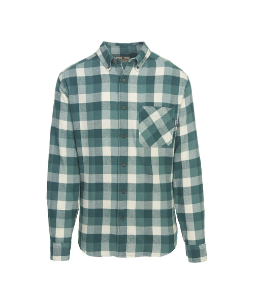 Men's Tall Pine Flannel Shirt