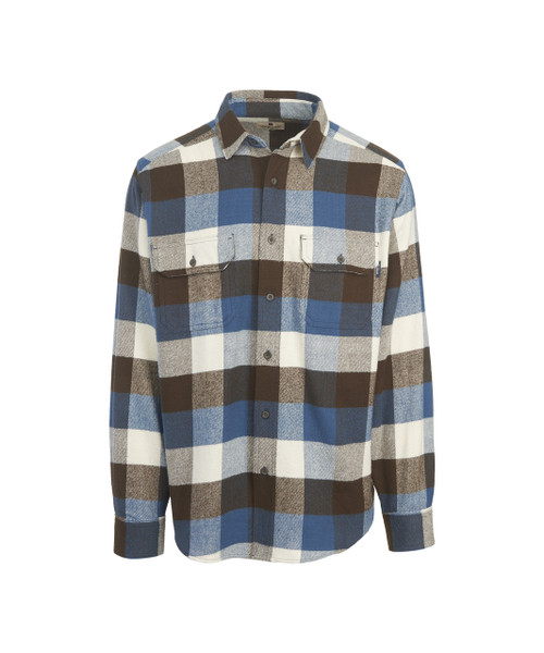 Men's Tall Pine Heavyweight Flannel Shirt