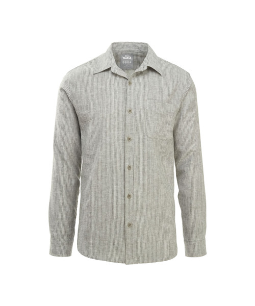 Men's Hemp/Cotton Blend Shirt