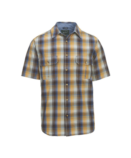 Men's Midway Yarn-Dye Shirt - 100% Cotton